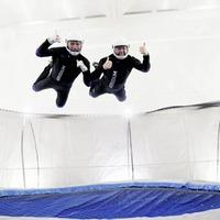 Ireland's first ever indoor skydiving centre opens in Belfast
