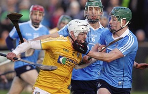 Antrim hurler Neil McManus - a glowing example of inspirational leadership