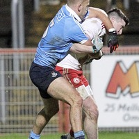 Connor McAliskey says Tyrone should not be gripped by fear of relegation