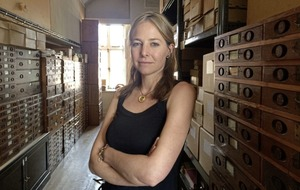 TV scientist Alice Roberts invites Northern Ireland public to a prehistoric dinner