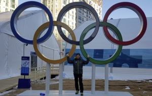 From Banbridge town to Pyeongchang county for the Winter Olympics