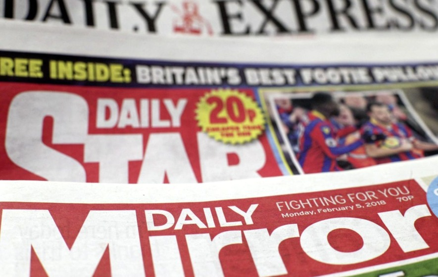 Trinity Mirror moves for Daily Express publisher