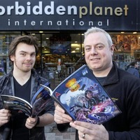 Sci-fi comic book launched in Belfast