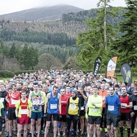 Born2Run's forest run series ends with back-to-back events