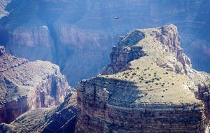 Three dead after tour helicopter crashes in Grand Canyon