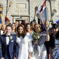 Down and Antrim GAA stars marry
