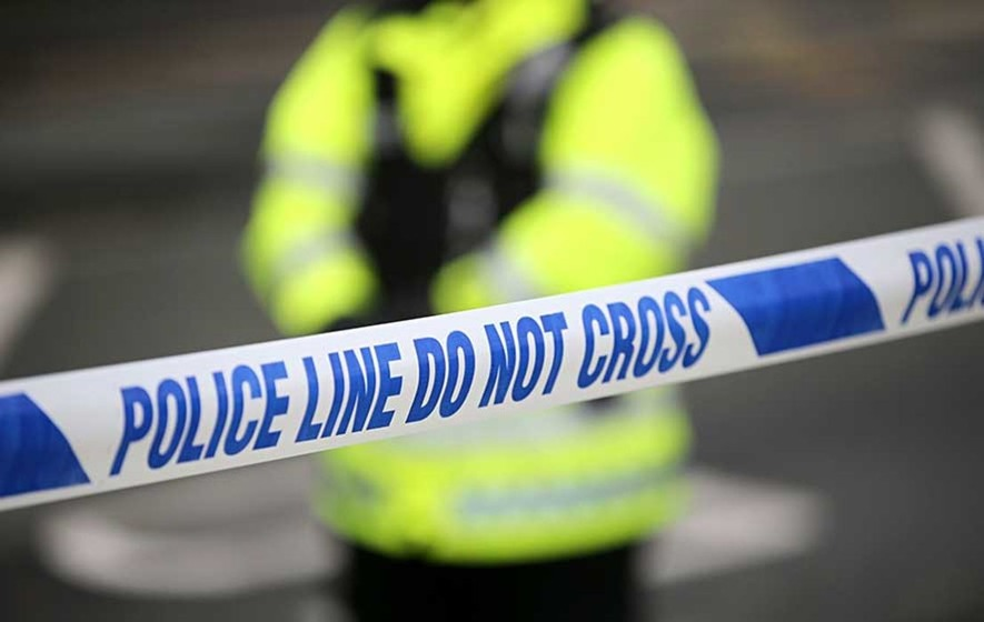 c32356de53ed34 Three people stabbed at  large-scale disturbance  in Lurgan cemetery ...
