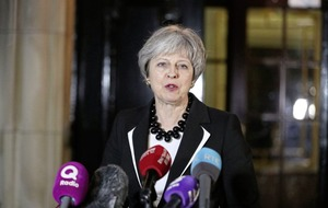British government 'fully committed' to Good Friday Agreement