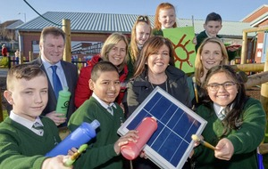 Pupils make their mark for energy efficiency