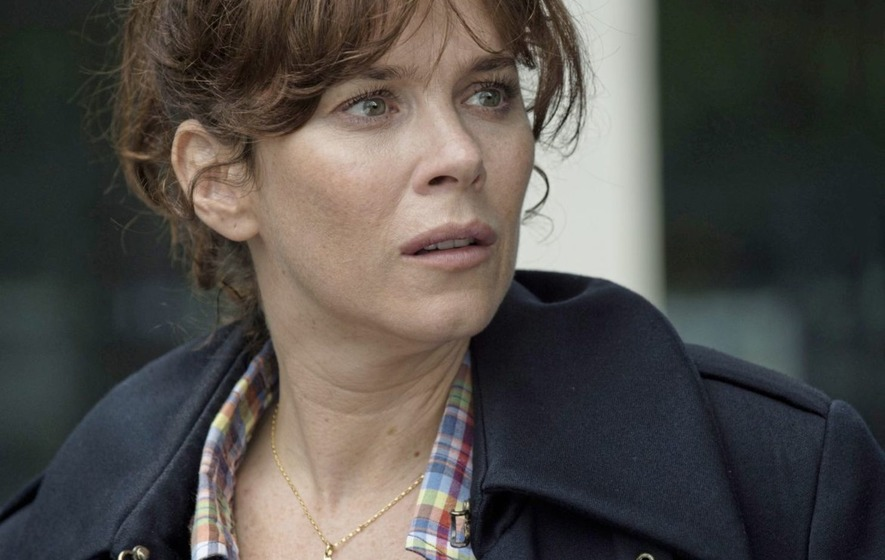 Sorry, anna friel look alike