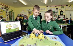 Barefoot Computing project reaches more than 40 per cent of primary schools in first year