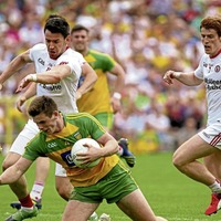 Mattie Donnelly says Tyrone's hunger and bottle is not in doubt
