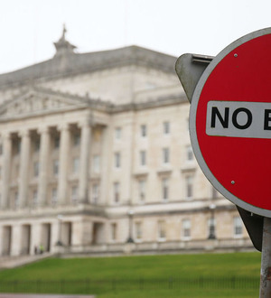 Stormont talks have failed and there is no prospect of a deal, says DUP