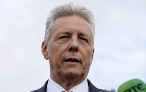DUP nominates former leader Peter Robinson for a peerage
