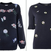 Fashion: Four fresh ways to wear florals even when it's freezing outside
