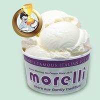 Morelli's vanilla ice cream named the best in the UK