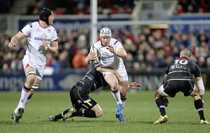 Luke Marshall says pressure is on Ulster for Edinburgh encounter