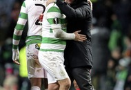 Brendan Rodgers delighted as Celtic take one-goal lead over Zenit