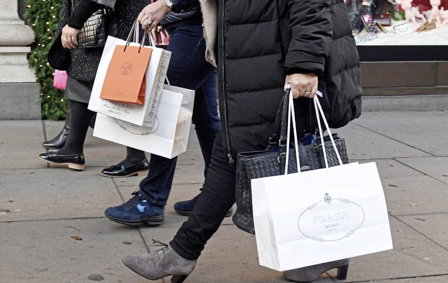 UK Retail Sales Post Weak Growth in January