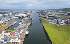 Belfast Harbour reports record trade levels in 2017