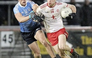 Cathal McShane knows the importance of Tyrone winning streak