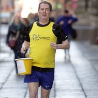 Belfast solicitor goes the extra mile to raise money for Cancer Fund for Children
