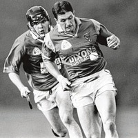In The Irish News - Feb 17 1998: Gregory O'Kane among Dunloy hurlers facing fitness battle