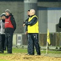 Dominic McKinley disappointed as Antrim lose to Laois