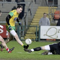 Donegal beat Tyrone to claim Dr McKenna Cup honours