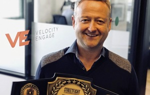 Belfast marketing agency Velocity wins global award for retail data technology