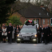 Raymond Johnston funeral: Priest says killers 'will have to face God'