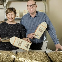 Auchan customers to taste luxury granola from Co Down