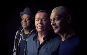 Labouring on: Ali Campbell on the 'real' UB40