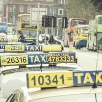 Dublin taxi drivers considering protests over city centre plaza plan