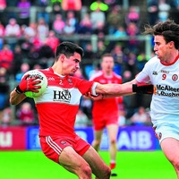 Tyrone looking forward to Ulster derbies with Monaghan and Donegal