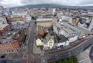 Landmark Belfast building comes on the market