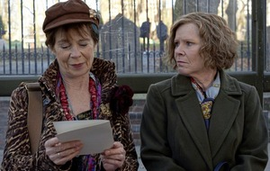 "Comedy/drama Finding Your Feet ""tangos towards aching predictability"""