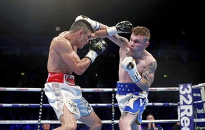 Carl Frampton right on course ahead of showdown with Nonito Donaire