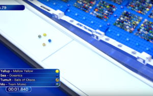 This marble version of the Winter Olympics is the best alternative to the real thing