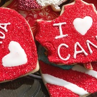 See how a woman lovingly trolled her boyfriend about the Olympics with a cookie