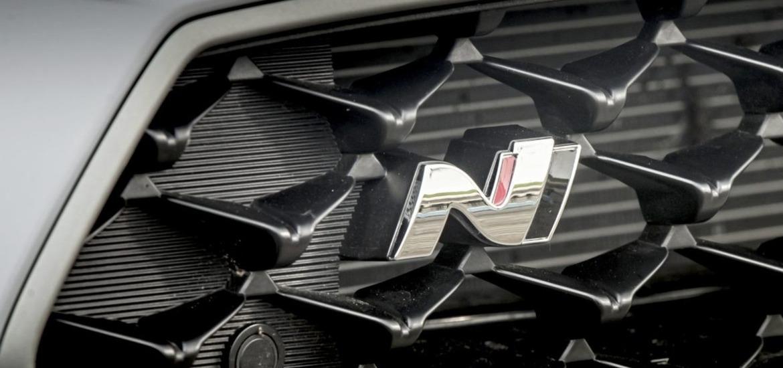 Hyundai i30 N N Logo Badge