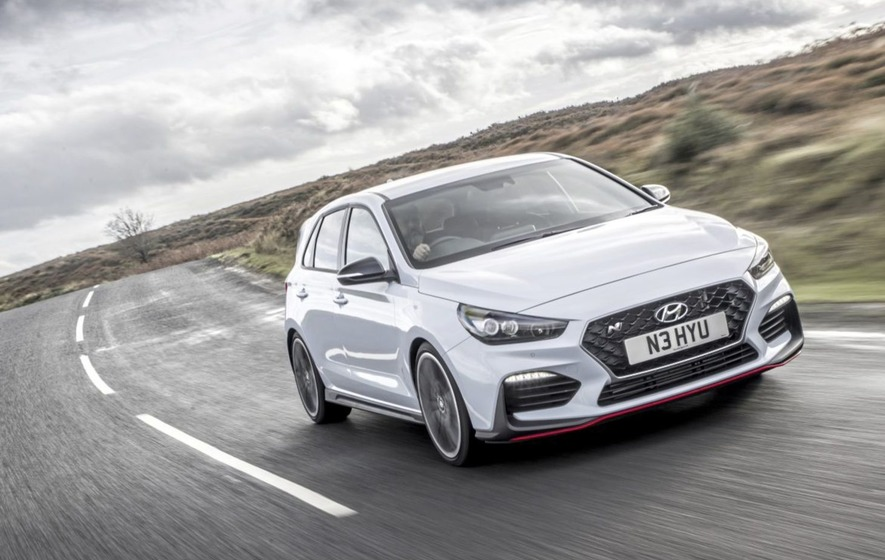 Hyundai i30 N: Not Normal