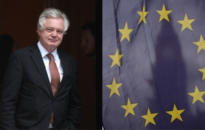 David Davis says post-Brexit Britain won't be a 'Mad Max dystopia' and the jokes are flying