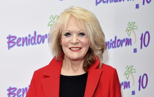 Benidorm's Sherrie Hewson: I was cause of Tony Hadley leaving Spandau Ballet