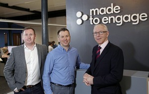 Belfast digital agency Made to Engage creates 40 jobs