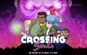 Games: Crossing Souls heavily laden with nostalgia for the 1980s