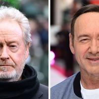 Sir Ridley Scott 'hasn't heard from Kevin Spacey'