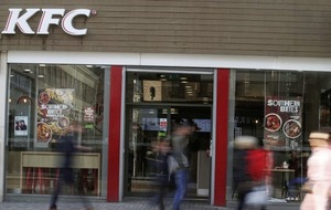 KFC restaurants in Ireland 'open as usual' despite disruption to UK stores