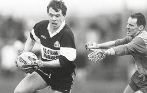 Back in the day: Feb 22 1998: Dungiven pay dearly as sending off sends Corofin through to final