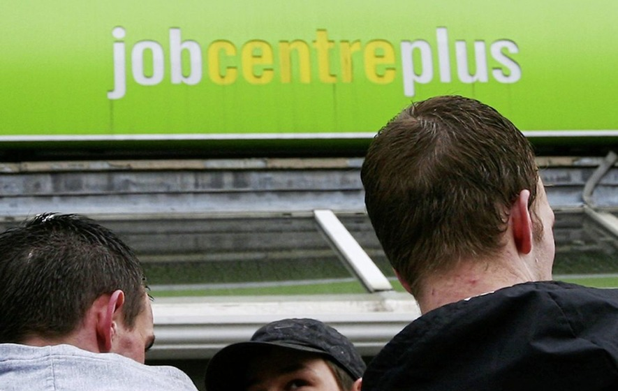 Shock as unemployment rises at fastest pace in five years